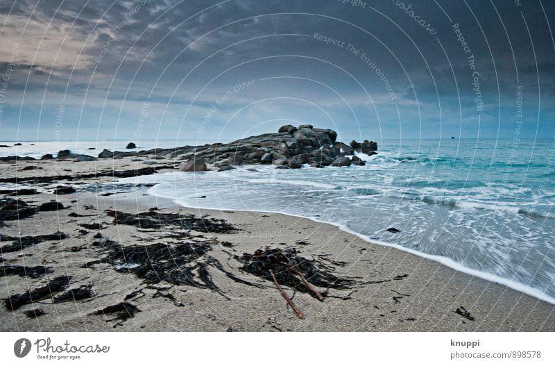 Sky Nature Blue White Water Ocean Landscape Clouds Beach Black Winter Environment Autumn Coast Gray Sand
