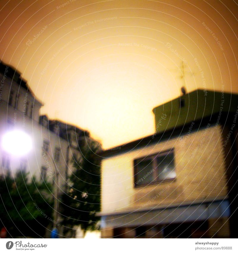 ufo over bergedorf UFO Evening Dark Blur Shaky Brown Gray Black Lantern Night sky Exceptional Obscure Science & Research Hamburg Fear 7 beer 4 short
