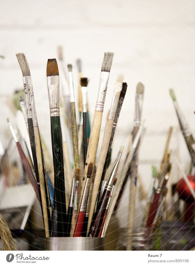 Art Work and employment Leisure and hobbies Creativity Joie de vivre (Vitality) Painting and drawing (object) Passion Draw Craft (trade) Workplace Paintbrush