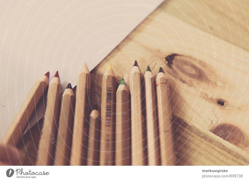 crayons Style Design Parenting Education Kindergarten Child School Student Professional training Internship kiga Painting (action, work) Write