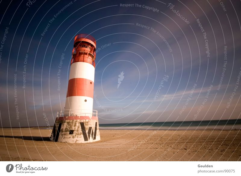 West-Northwest Lighthouse Beacon Beach Coast Lake Ocean Clouds Vacation & Travel Time Eternity East South Direction Red White Relaxation Calm Serene G8 Summit