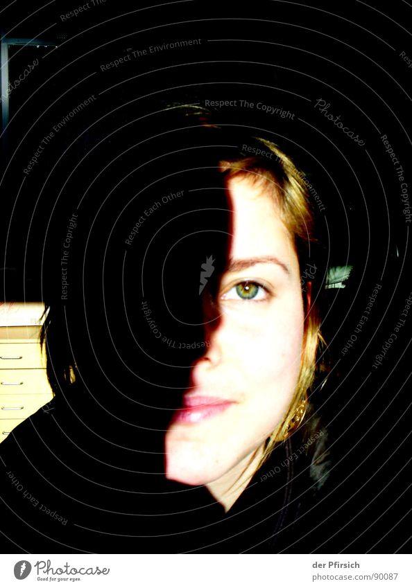 Sun Green Eyes Dark Laughter Bright Moral