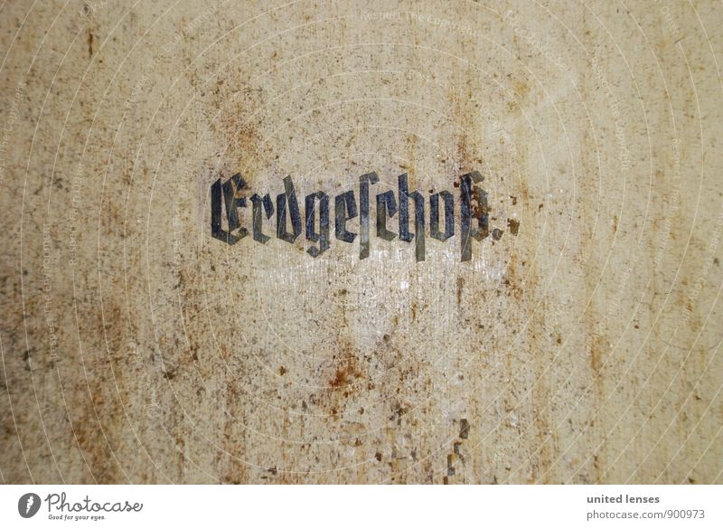 #DR ground floor Art Esthetic Story Signs and labeling Clue Germany Document Type size National socialism Under The nation Old Old fashioned Past
