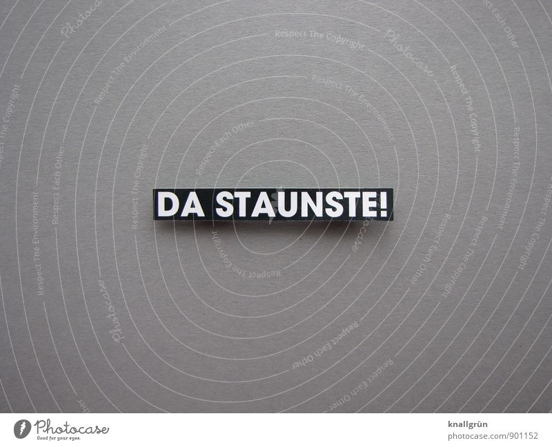 DA STAUNSTE! Sign Characters Signs and labeling Communicate Sharp-edged Emotions Enthusiasm Curiosity Interest Hope Discover Expectation Inspiration Surprise