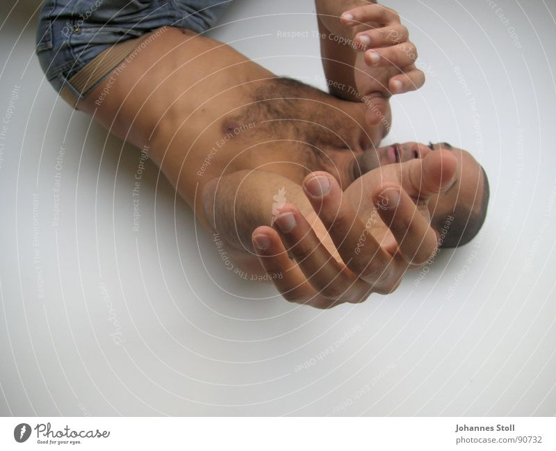 dancer Force Flow Acrobatics Man Naked Brazilian Longing Exterior shot Dance Body Electricity Movement Calm Dansa Muscular Facial expression Passion Joy