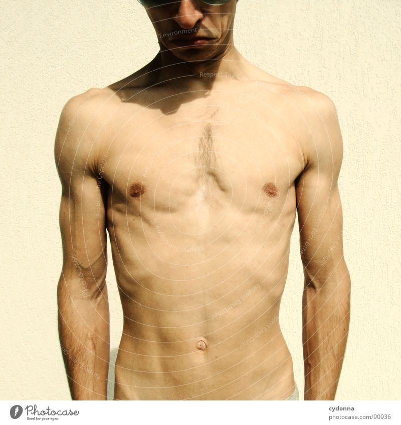 Human being Man Face Life Sports Emotions Naked Movement Funny Nude photography Body Skin Action Stand Thin Chest