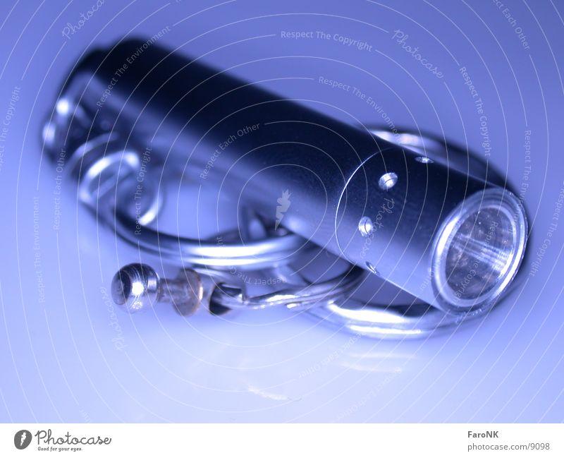Blue Lamp Things LED