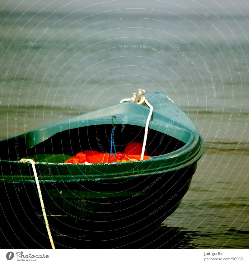 Water Red Summer Beach Vacation & Travel Calm Lake Watercraft Coast Rope Navigation Baltic Sea Covers (Construction) Anchor Fastening Berth