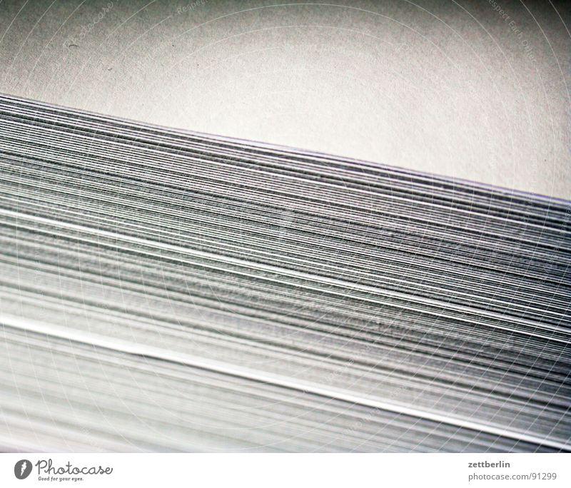 Book Paper Write Illustration Stationery Piece of paper Stack Pressure Heap Novel Clerk Printer