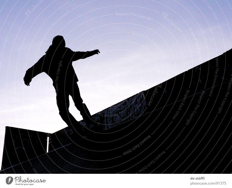 Sky Joy Emotions Esthetic Skateboarding Trick Ramp Grind Hagen