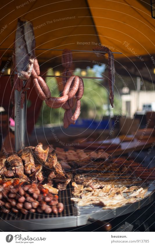 you sausage. Food Meat Fish Seafood Nutrition Eating Buffet Brunch Barbecue (event) Feasts & Celebrations Fairs & Carnivals Village Small Town Places