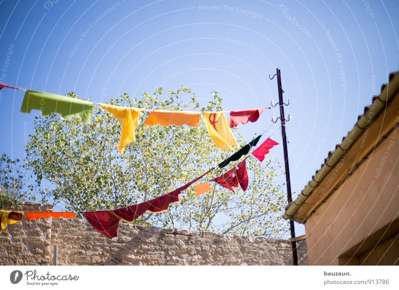 Sky Beautiful Summer Sun Joy House (Residential Structure) Warmth Wall (building) Lanes & trails Wall (barrier) Feasts & Celebrations Party Birthday Happiness