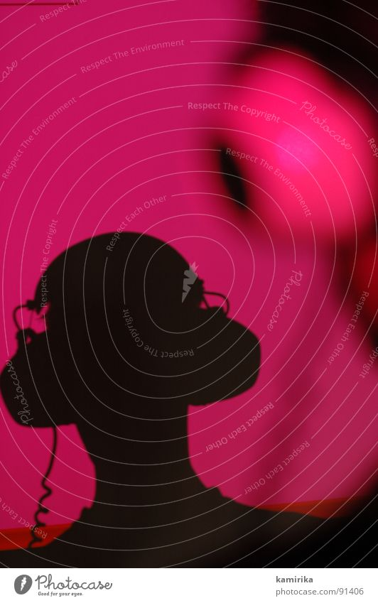 Calm Music Dance Disco Listening Audience Disc jockey Headphones Loud Song Flashy MP3 player