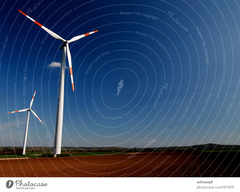 Expensive electricity Air Wind energy plant Electricity Leaf Ecological Renewable energy Engines Energy industry Simple Horizon Rotate 2 Airy Calm Down-to-earth