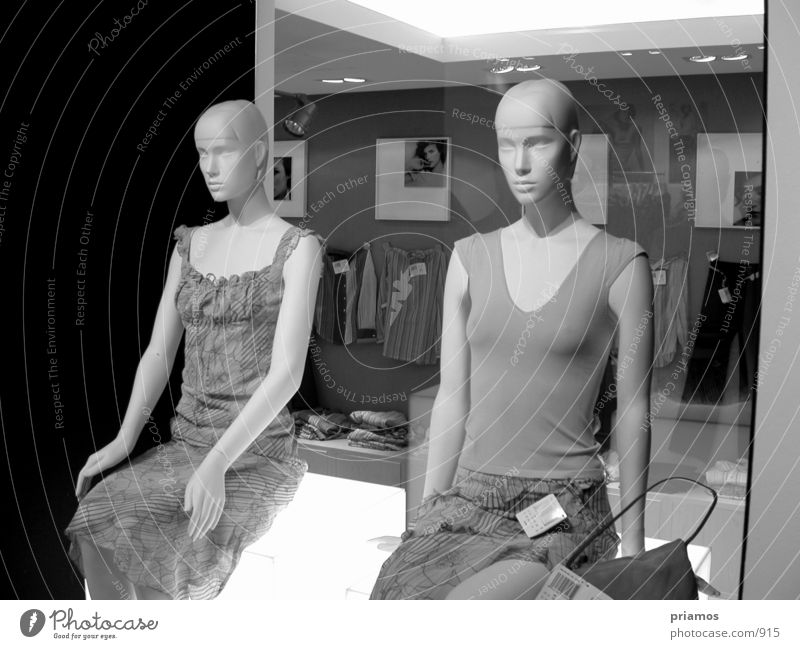Style Things Store premises Mannequin