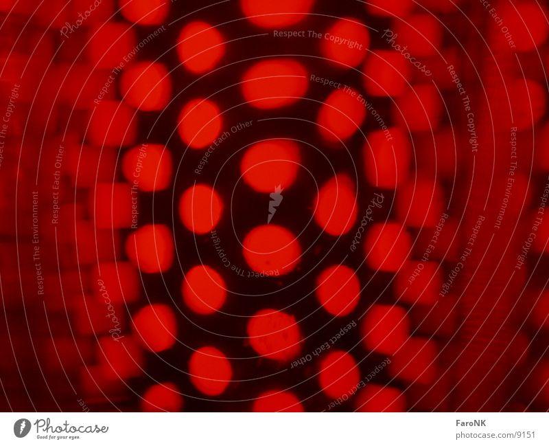 Red Circle Burl