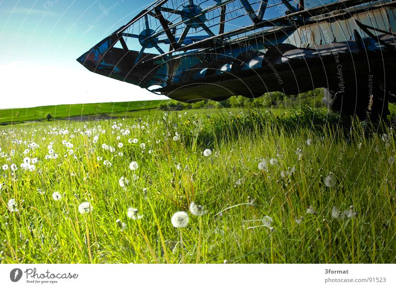 Blue Vacation & Travel Green Summer Plant Sun Landscape Meadow Spring Bright Work and employment Field Dangerous Might Technology Threat