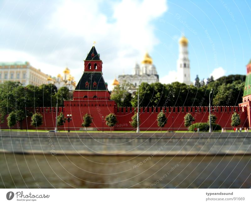 City Red Wall (building) Wall (barrier) Exceptional Power Church River Kitsch Castle Manmade structures Monument Landmark Tourist Attraction Capital city Pride