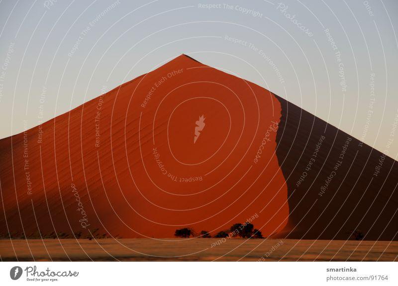 Sand Desert Thin Hot Dry Beach dune Respect Harmonious Dust Colossus Namibia Namib desert Grain of sand Sossusvlei