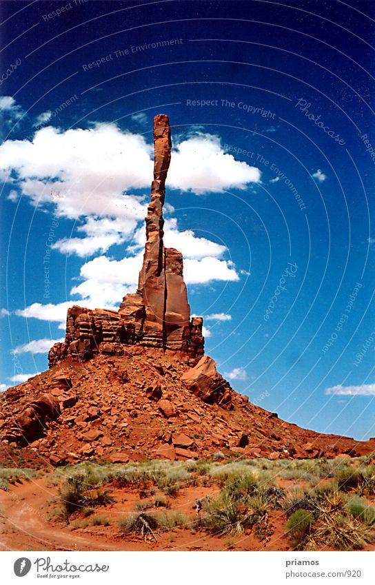 desert Nature Desert Rock