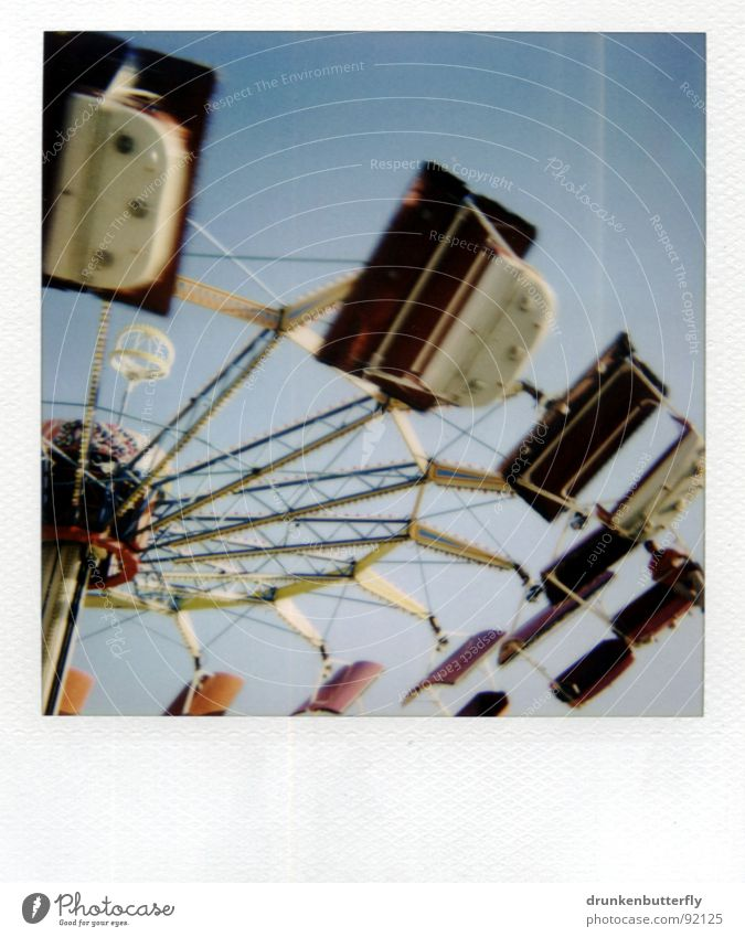 Sky White Blue Red Joy Playing Air Flying Driving Net Infancy Steel Fairs & Carnivals Rotate Rod Ferris wheel