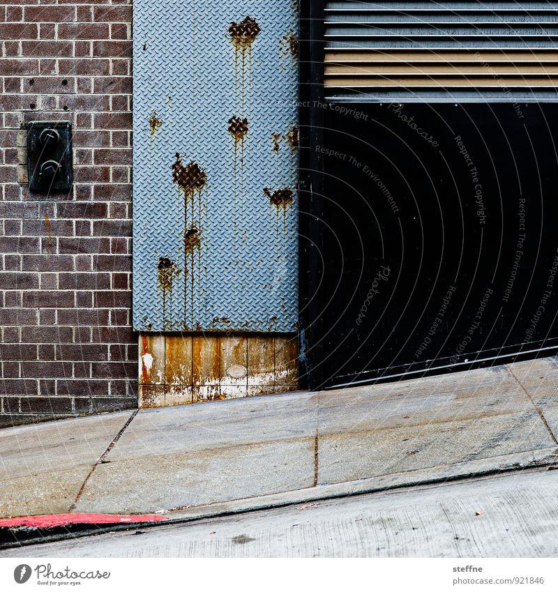 Town Wall (building) Wall (barrier) Tilt Hollow Highway ramp (entrance) Incline San Francisco