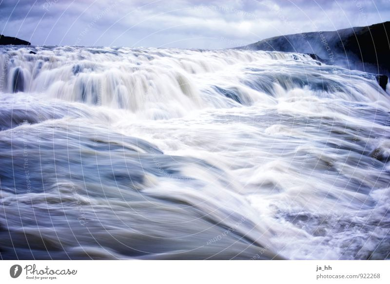 Nature Vacation & Travel Water Landscape Movement Hiking Power Europe Energy Electricity Transience Elements River Iceland Scandinavia Waterfall