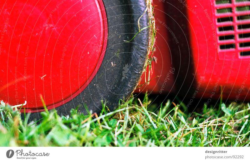 Über´n Lawn Lawn Lawnmower Baaa Grass Meadow Cut Short Blow Shorts Garden english speed jut lawn mower English