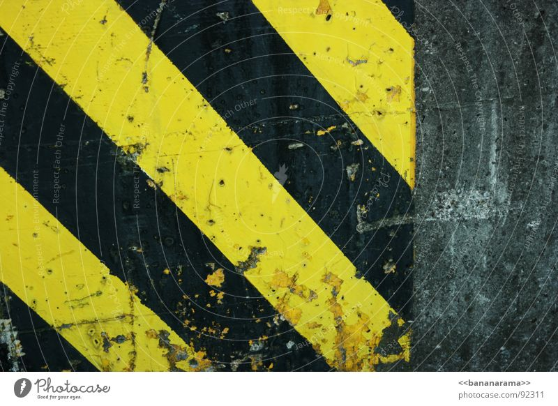 Black Yellow Wall (building) Wall (barrier) Broken Simple Protection Stripe Bee Warning label Splinter Wasps