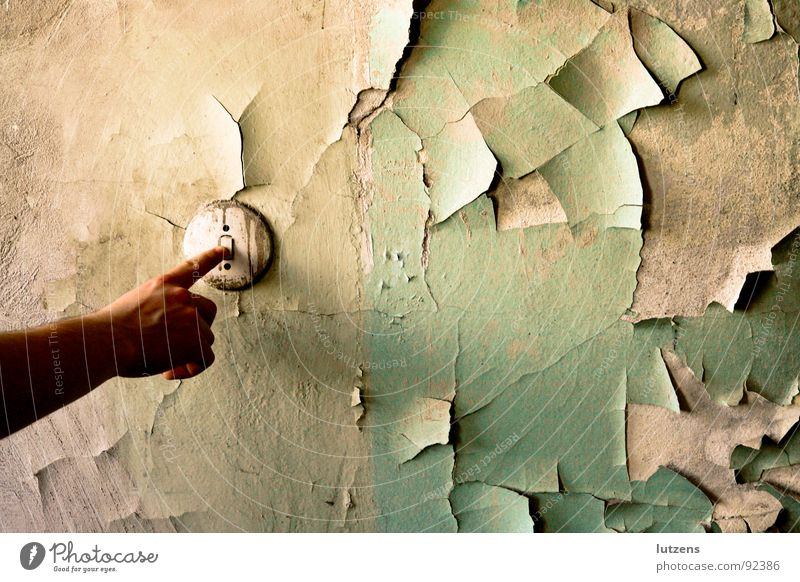 Old switch! Switch Derelict Fingers Shed Wallpaper Dry Precarious