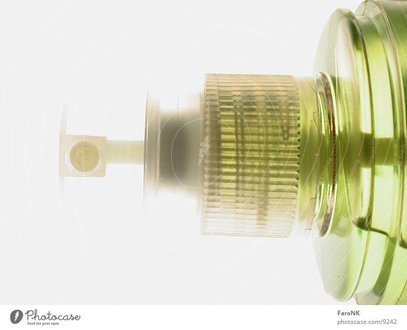 Green Bottle Spray