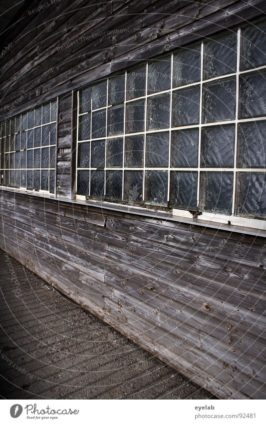 Old Window Wood Building Brown Construction site Alps Derelict Station Obscure Hut Frame Window board Attack Rung
