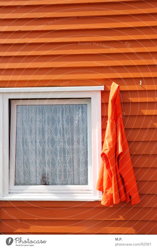 White Ocean Vacation & Travel House (Residential Structure) Loneliness Colour Window Wood Warmth Orange Architecture Background picture Clothing Island Exceptional