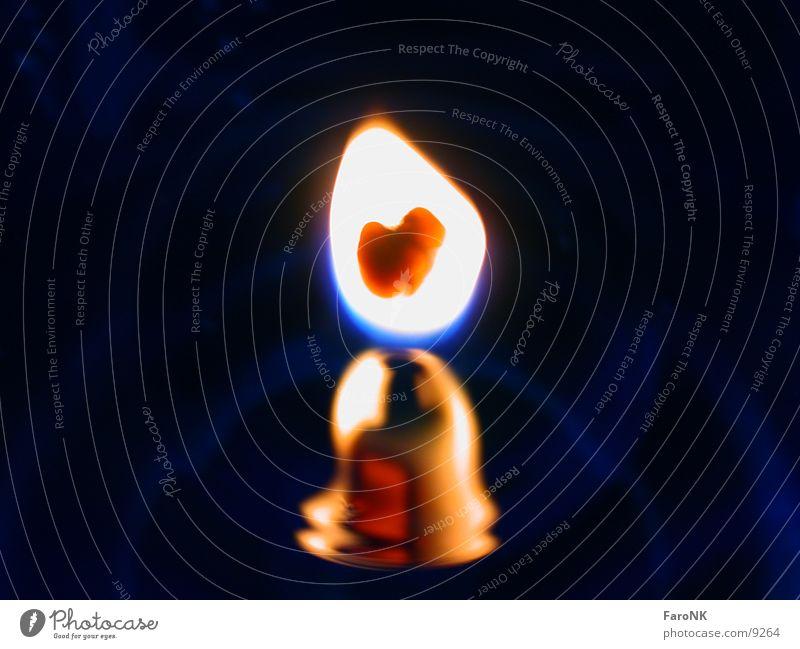 Blaze Candle Flame