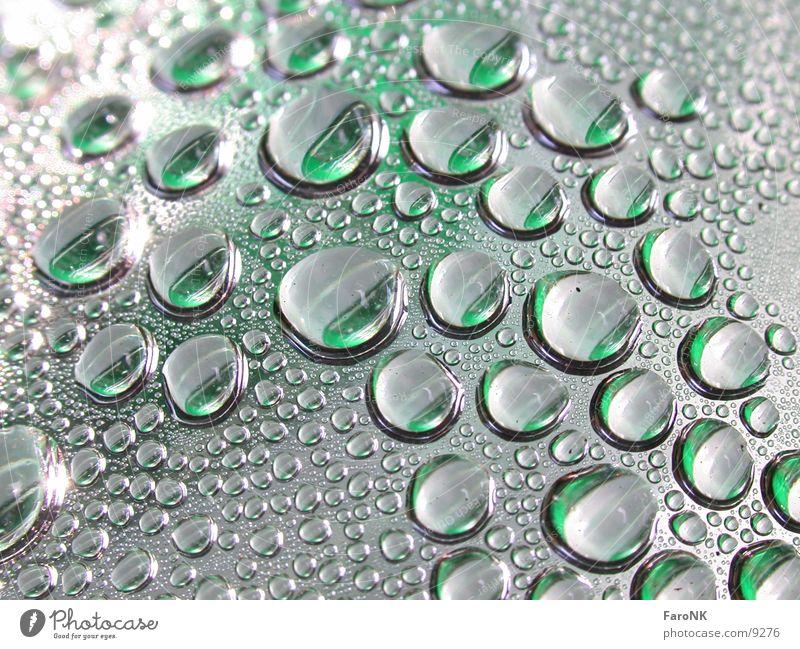 Water Rain Drops of water