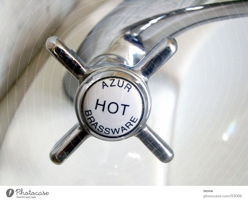Water Metal Bathroom Clean Hot Ancient Tap Sink High-grade steel
