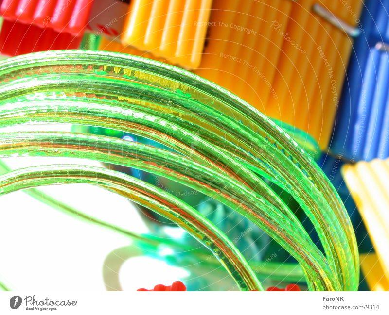 LaundryTools Holder Multicoloured Green Macro (Extreme close-up) Close-up Rope