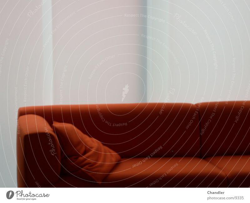 Red Sit Modern Living or residing Sofa Stripe Furniture Seating