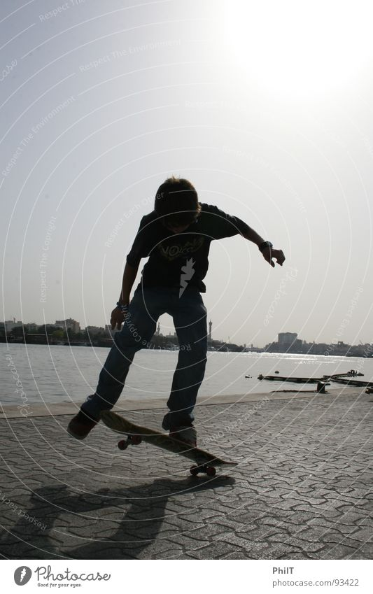 Water Sun Skateboarding Dubai Funsport Victoria & Albert Waterfront