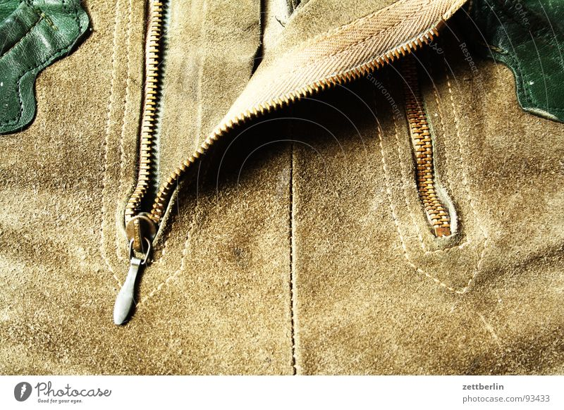 Germany Clothing Munich Profession Leather Bavaria Tradition Oktoberfest Close Sewing Costume Undo Stitching Leather shorts Tailor Zipper