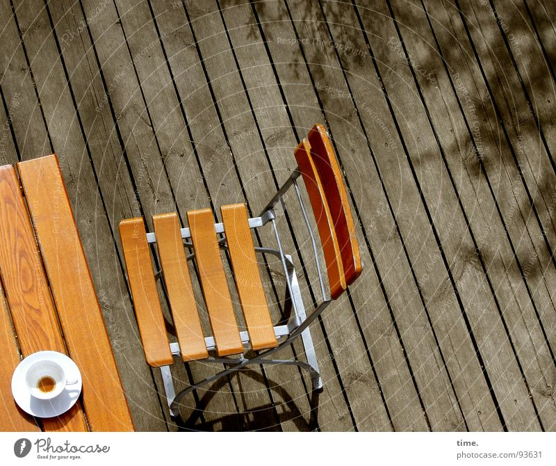 Garden Brown Table Break Coffee Chair Gastronomy Balcony Beverage