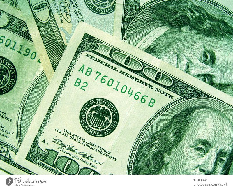 Jedeman dream Money US Dollar Bank note Financial Industry