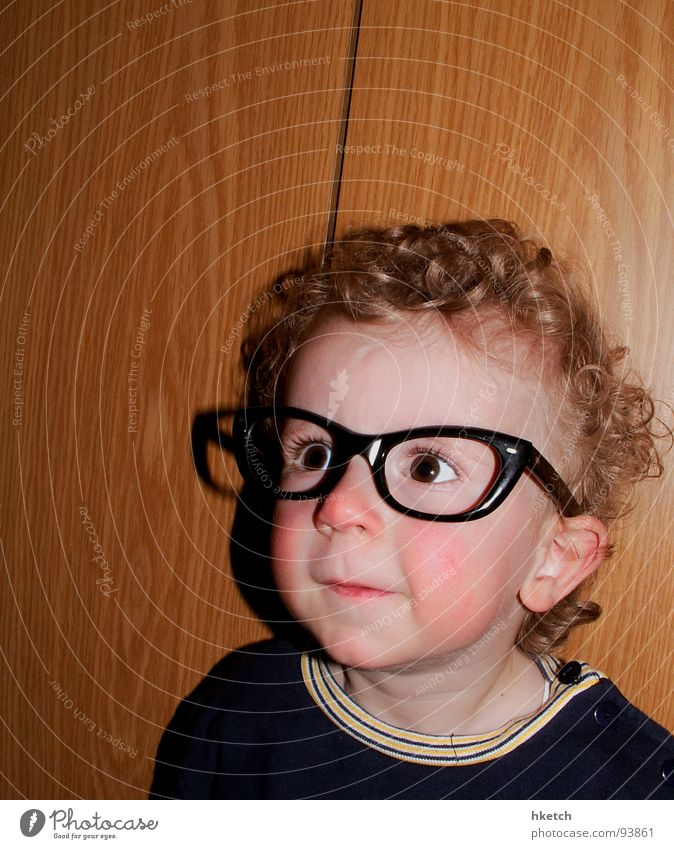 Child Face Eyes Funny Eyeglasses Observe Curiosity Toddler Concentrate Curl Snapshot Interest Smart Vista Marvel Pupil