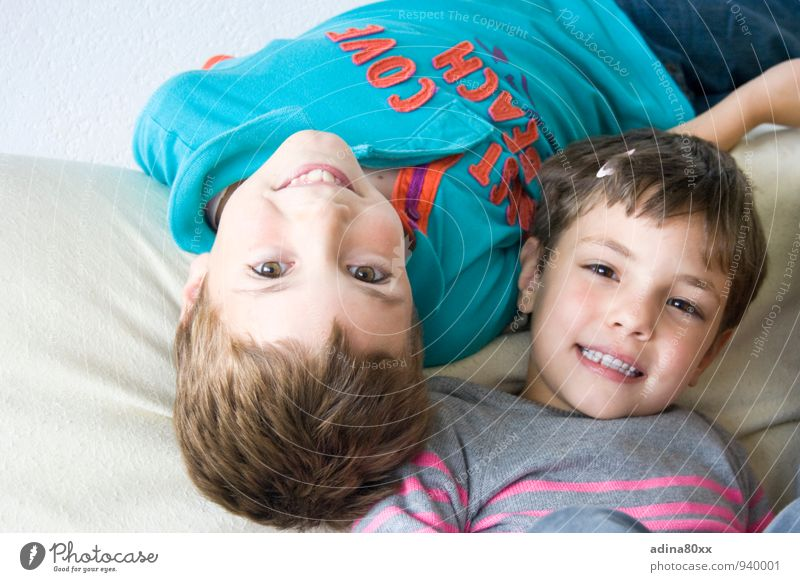 Happiness, family, children Playing Parenting Education Brothers and sisters Sister Friendship Smiling Together Happy Movement Relationship Joy Considerate