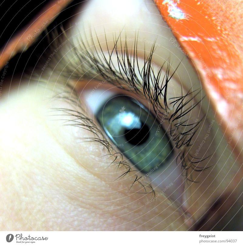 Human being Green Red Face Eyes Style Skin Near Eyelash Vista