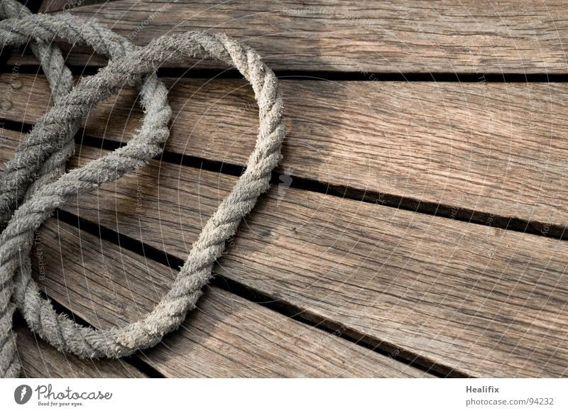 ROPE ME Leisure and hobbies Sailing Ocean Rope Water Drops of water Lake Navigation Cruise Yacht Sailboat Sailing ship Watercraft On board Wood Stripe Knot
