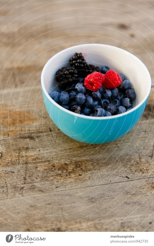 berries mixed Food Vegetable Raspberry Blackberry Blueberry Nutrition Eating Picnic Organic produce Vegetarian diet Diet Fasting Crockery Bowl Lifestyle Healthy