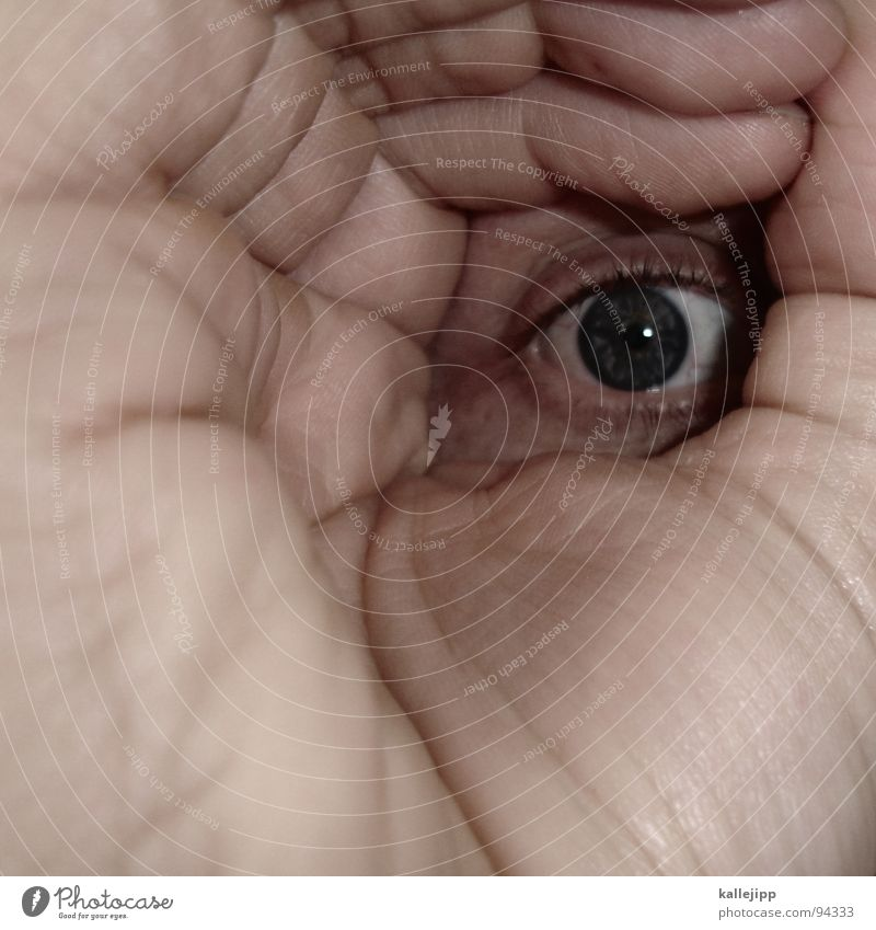 Human being Man Old Hand Blue Face Eyes Skin Masculine Fingers Search TV set Target Television Wrinkles Near