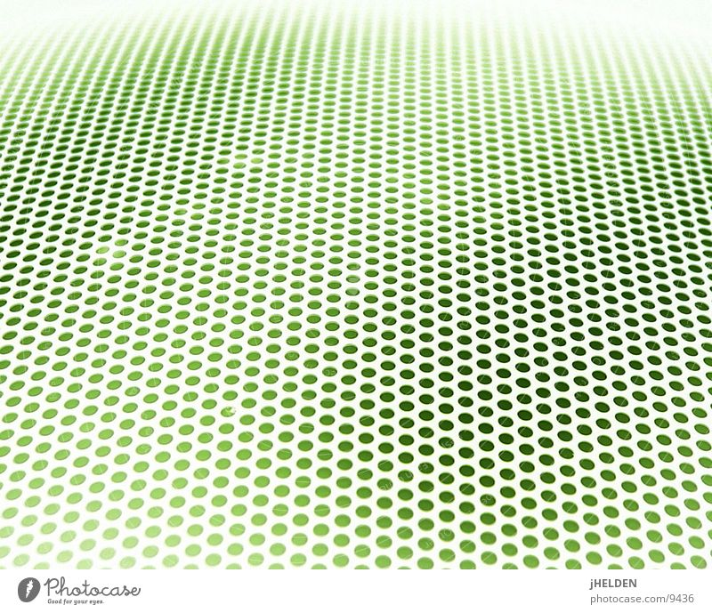 Green Style Line Background picture Arrangement Design Network Round Net Point Hollow Copy Space Progress Grid Plate with holes Sieve