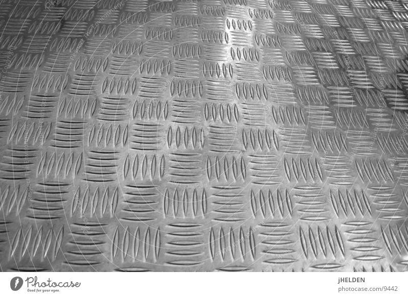 White Black Metal Decoration Floor covering Industry Tin Aluminium Dance floor Footstep Groove Design Emotion design